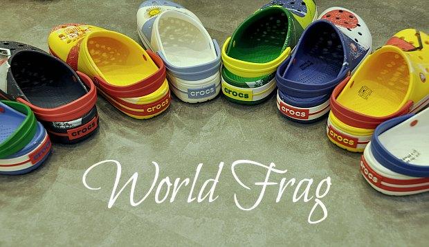 クロックス国旗ワールドフラッグcrocsワールドカップは2014年限定モデルで!