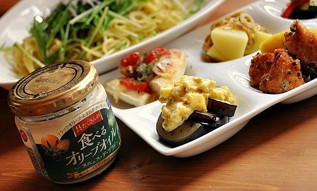 美味万能調味料DHC具だくさん食べるオリーブオイルヌニェス・デ・プラド簡単レシピ