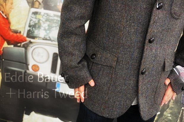 ハリスツイードジャケットメンズスコットランドブランドイギリス紳士!イケメンアウター