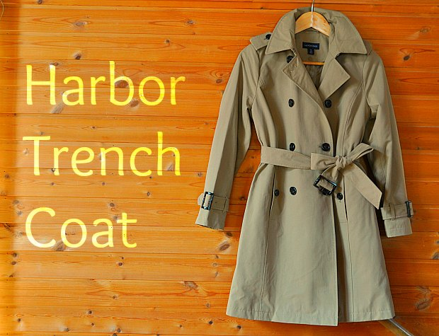 Harbor Trench Coat10469