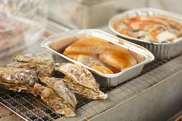 名古屋かき小屋があるって!海鮮三昧おすすめ牡蠣3月31日まで
