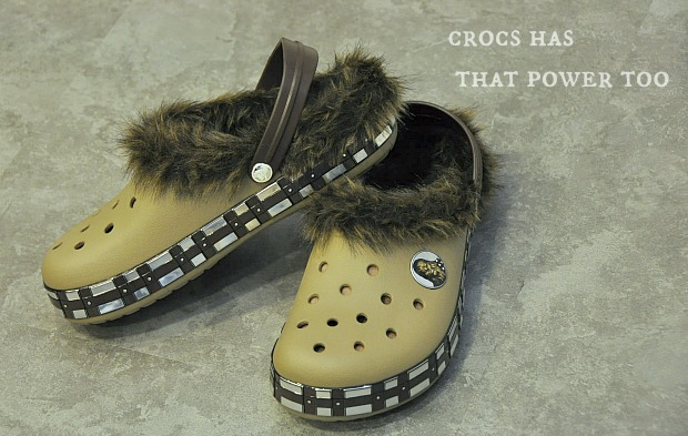 the force awakens crocs0486