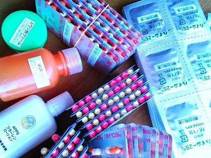 肝斑治療 シミ治療 薬