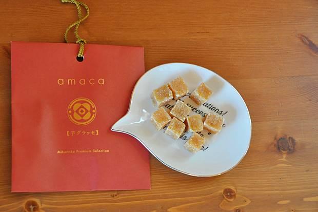 【amacaグラッセ】芋グラッセ 口コミ